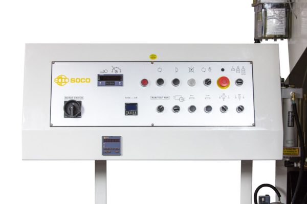 MC-360NFA-DR Control Panel